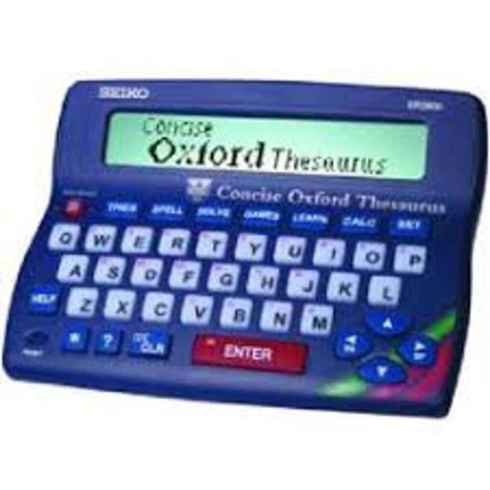 Picture of Seiko Oxford Thesaurus ER 2600