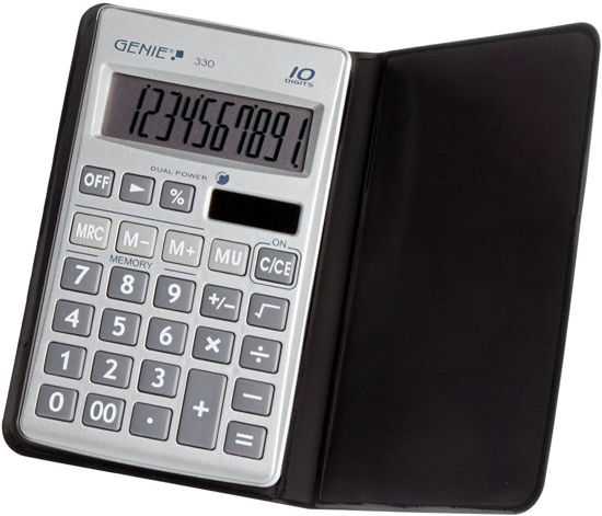 Picture of Genie 330 Calculator