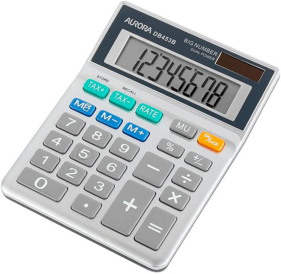 Picture of Aurora DB453B Desktop calculator