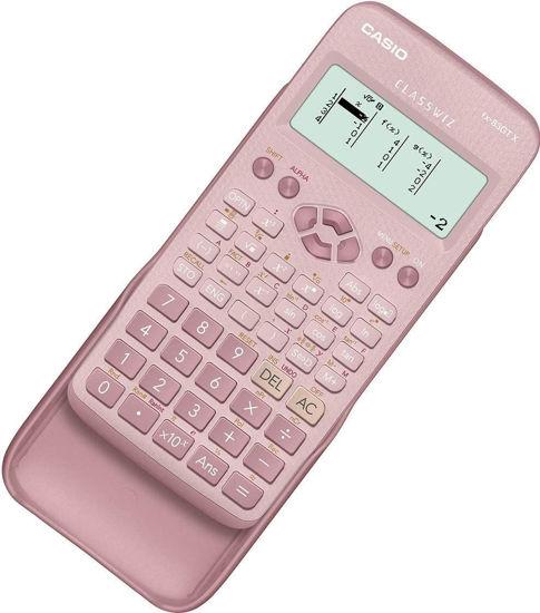 Picture of Casio FX-83GTX Classwiz Scientific Calculator in Pink