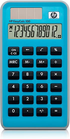 Picture of HP Easy Calc 100