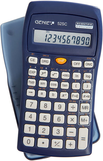Picture of Genie 52SC  Scientific Calculator