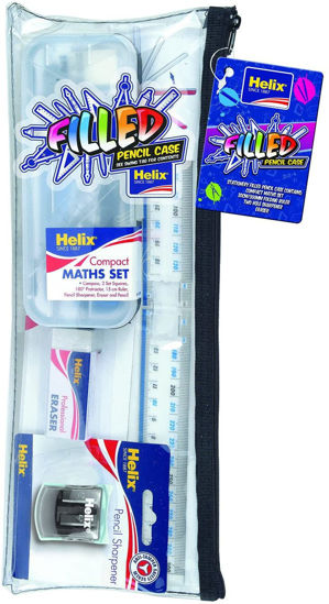 Picture of Helix Filled Pencil Case
