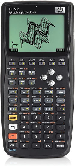 Picture of HP HP50G Graphing Calculator