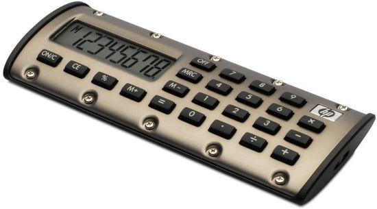 Picture of HP Quick Calc Calculator