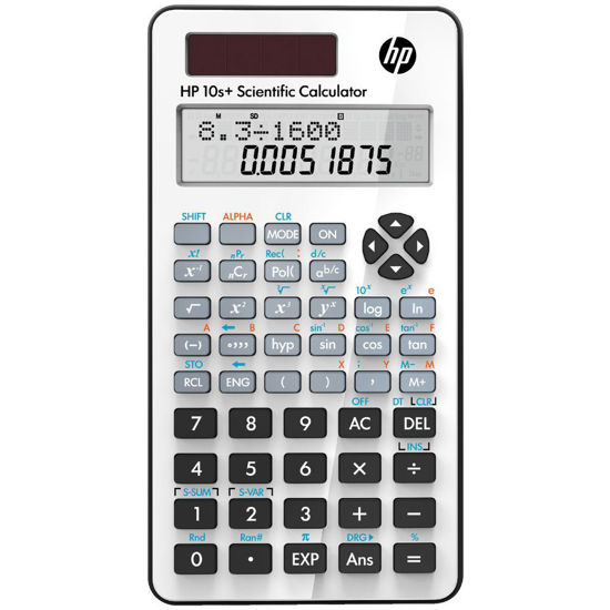 Picture of HP10S+ Scientific Calculator