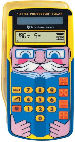 Picture of Texas Instruments Little Professor Calculator