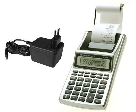 Picture of Genie LP20 12 Digit Printing Calculator