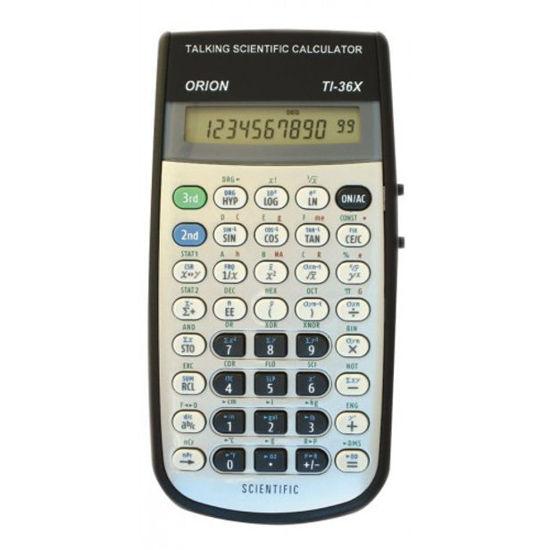 Picture of Texas Instruments Orion TI-36X Talking Scientific Calculator