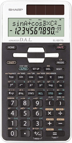 Picture of Sharp EL 531 Calculator