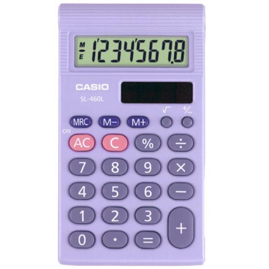 Picture of Casio SL-460L Calculator