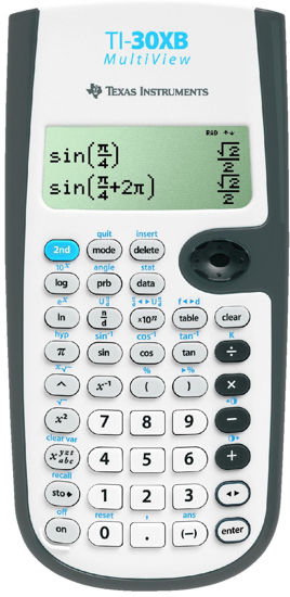 Picture of Texas Instruments 30 XB Multiview  Scientific Calculator