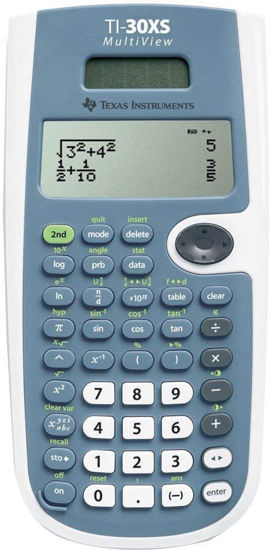 Picture of Texas Instruments 30XS Multiview Calculator