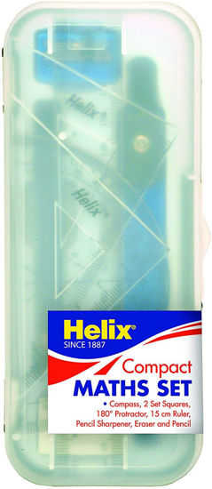 Picture of Helix Compact Value Maths Set